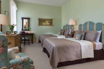 Lafayette Inn Room 22 Interior