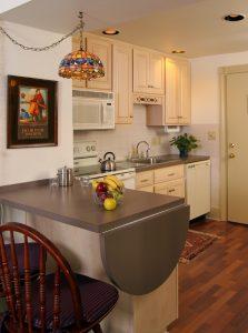 kitchen in room 1
