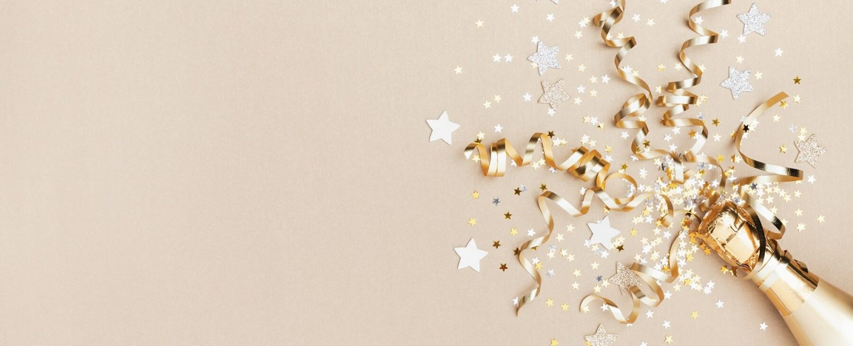 Birthday or Anniversary Confetti Celebration