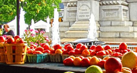 easton farmers' market