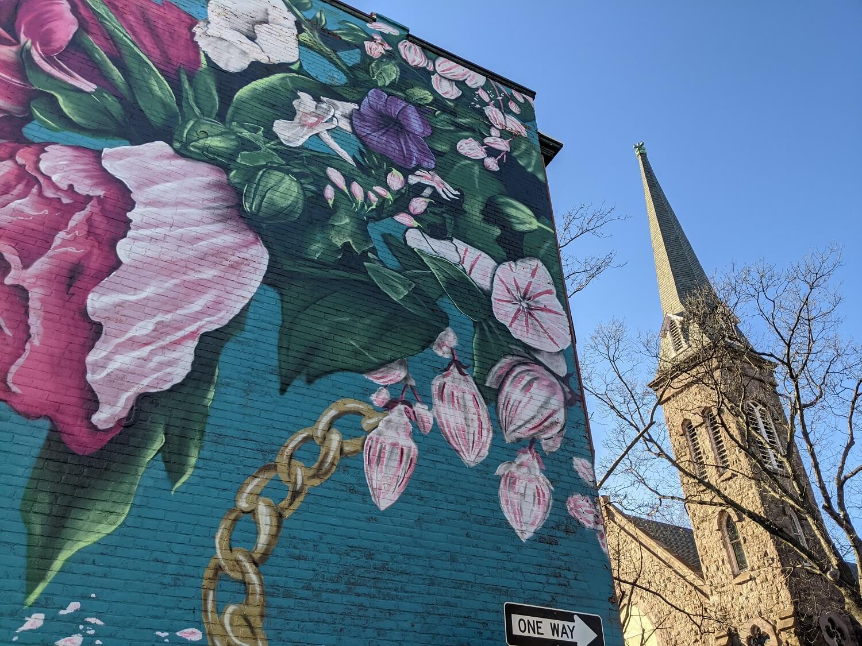 Easton PA Murals